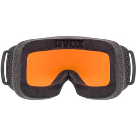 UVEX Downhill 2000 S CV Gafas, black mat/colorvision orange energy